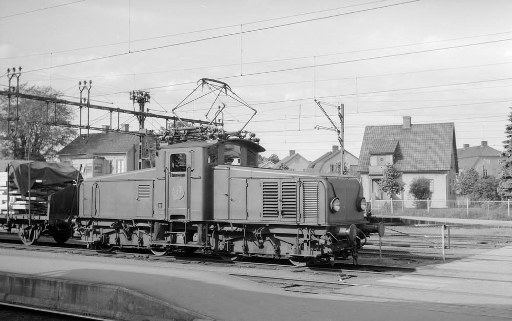 SJ Ha 484 1956. Källa Samlingsportalen Jvm.KBDA01033