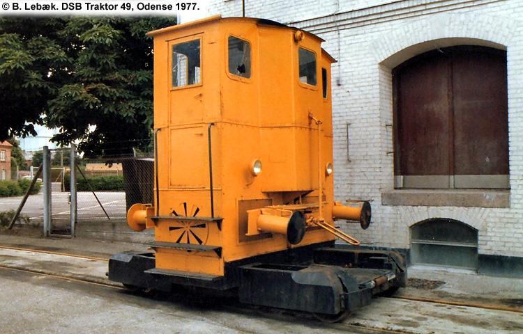 Udda Matt Pa Koksluckor : Ritningmott till DSB Traktor 49 sokes